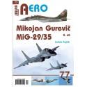 Mikojan Gurevič MiG-29/35 2.díl
