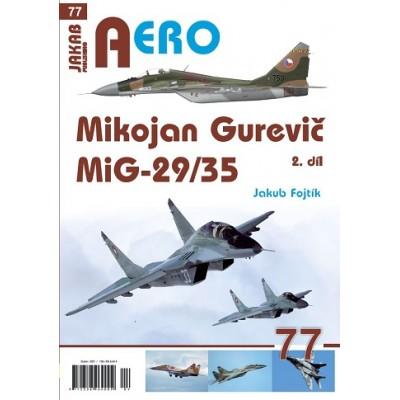 Mikojan Gurevič MiG-29/35 2. vol.