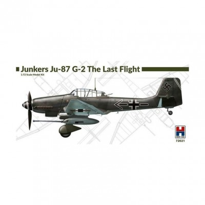 1/72 Junkers Ju-87 G-2 The Last Flight - Limited Edition