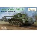 "1/72 A34 ""Comet"" Mk.IB Cruiser Tank"