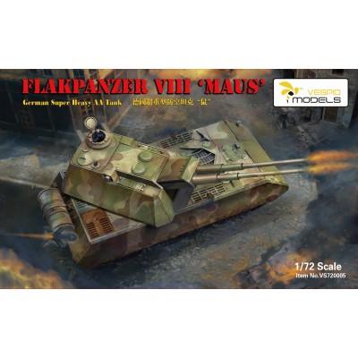 1/72 Flakpanzer VIII Maus