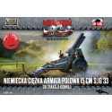 1/72 German heavy field gun 15 cm SIG 33 for horse traction