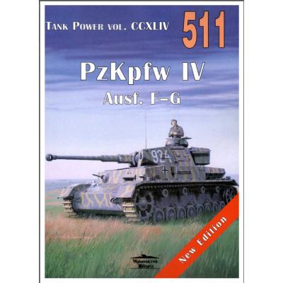 PzKpfw IV Ausf. F-G
