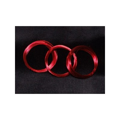 Colour fine wire - Red