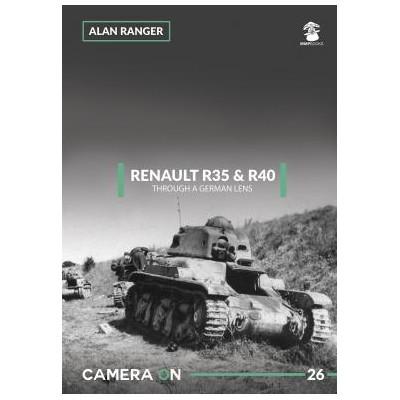 Renault R35 & R40 Through a German Lens
