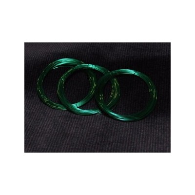 Colour fine wire – Dark Green