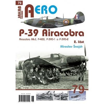 P-39 Airacobra 2.část l (M.Irra)
