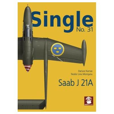 Single No. 31 Saab J 21A
