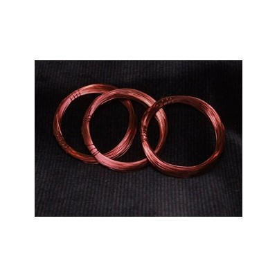 Colour fine wire – Brown