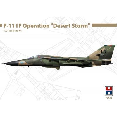 1/72  F-111F Operation Desert Storm - Limited Edition