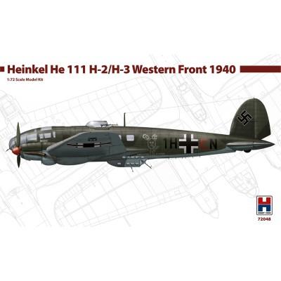 1/72 Heinkel He 111 H-2/H-3 Western Front 1940 - Limited...