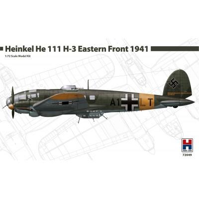 1/72  Heinkel He-111 H-3 Eastern Front 1941 - Limited...