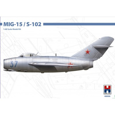 1/48 MiG-15/S-102 - Limited Edition