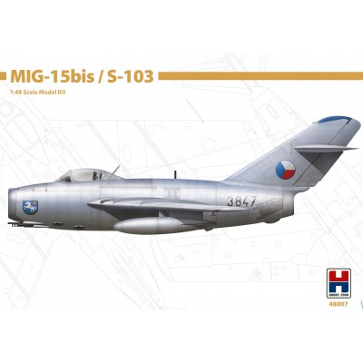 1/48 MiG-15bis/S-103 - Limited Edition
