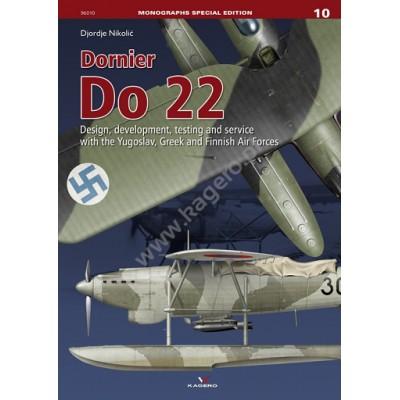 Dornier Do 22. Design, development, testing and service...