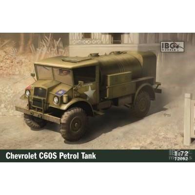 1/72 Chevrolet C60S Petrol Tank