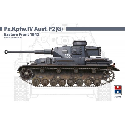 1/72 Pz.Kpfw.IV Ausf.F2 (G) Eastern Front 1942 - Limited...