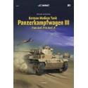 German Medium Tank Panzerkampfwagen III from Ausf. H to...