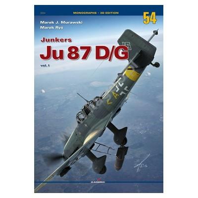 Junkers Ju 87D/G vol.I