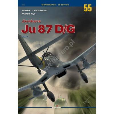 Junkers Ju 87D/G  vol.II