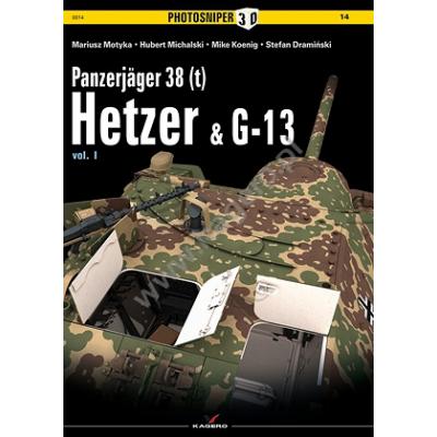 Panzerjäger 38 (t) Hetzer & G13