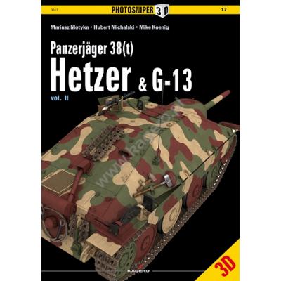Panzerjäger 38 (t) Hetzer & G13 vol. II