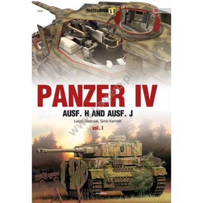 Panzerkampfwagen IV Ausf. H and Ausf. J.,  Vol. I