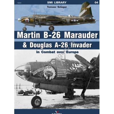 Martin B-26 Marauder & Douglas A-26 Invader in Combat...
