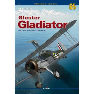 Gloster Gladiator Mk I and II (And Sea Gladiator)