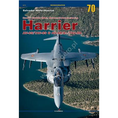 Hawker Siddeley (BAe), McDonnell-Douglas/Boeing Harrier...