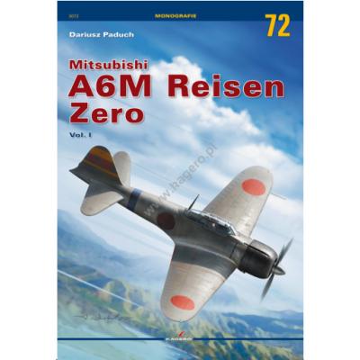 Mitsubishi A6M Reisen Zero vol. I