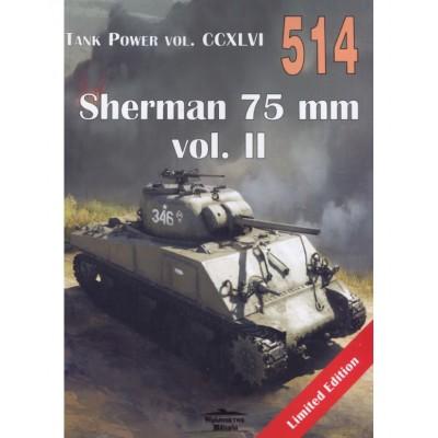 SHERMAN 75 MM VOL. 2