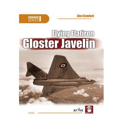 lying Flatiron - Gloster Javelin