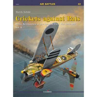 Crickets against Rats. Regia Aeronautica in the Spanish...