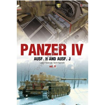 Panzerkampfwagen IV Ausf. H and Ausf. J. Vol. II