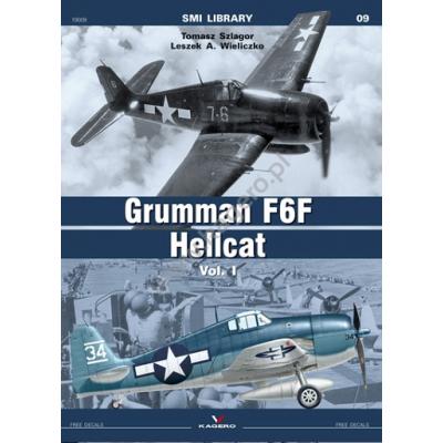 Grumman F6F Hellcat vol. I