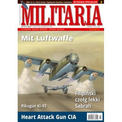 Militaria XX Wieku - WYDANIE SPECJALNE - nr 3(71)/2021
