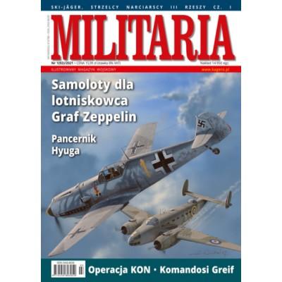 Militaria XX Wieku nr 01(92)/2021