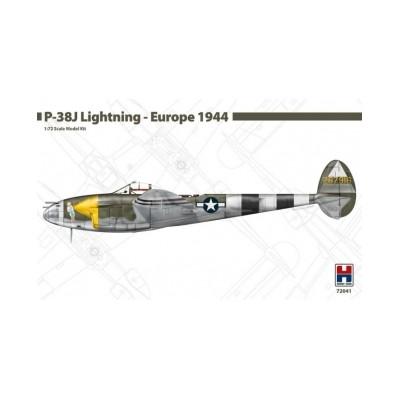 1/72 P-38J Lightning - Europe 1944 - Limited Edition