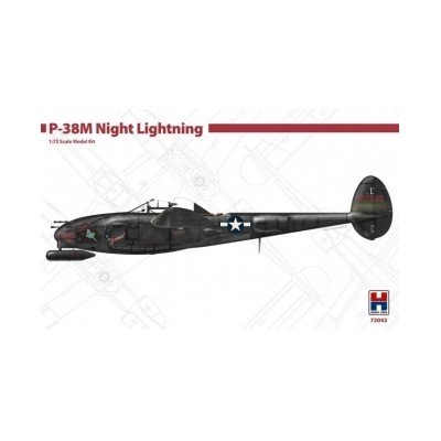 1/72  P-38M Night Lightning - Limited Edition