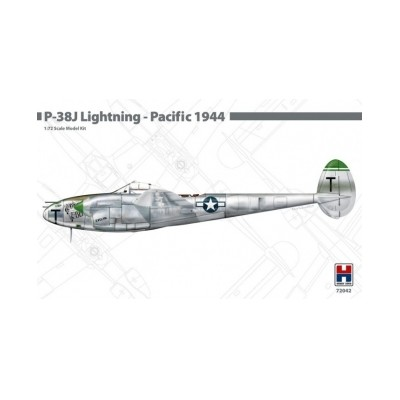 1/72 P-38J Lightning - Pacific 1944 - Limited Edition