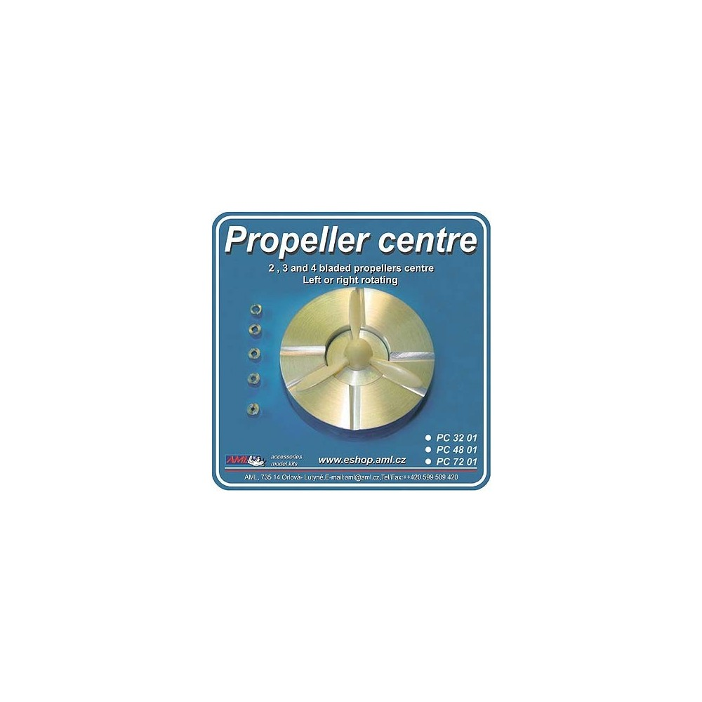 Propeller centre - 1/72scale