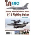 General Dynamics/Lockheed Martin F-16 Fighting Falcon 1.díl