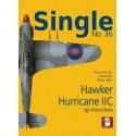 Single No. 36 Hawker Hurricane IIc