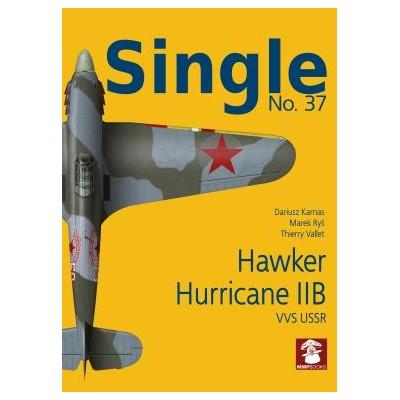 Single No. 37 Hawker Hurricane IIb