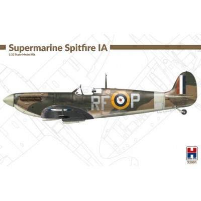 1/32 Supermarine Spitfire IA - Limited Edition