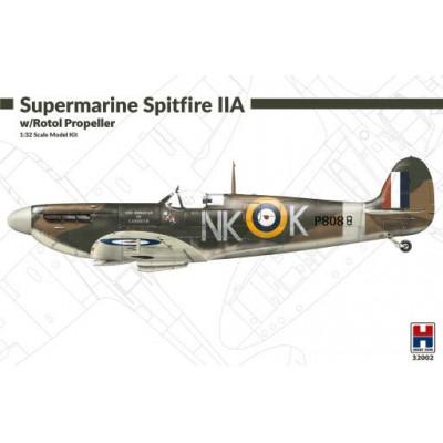 1/32 Supermarine Spitfire IIA w/Rotol Propeller - Limited...
