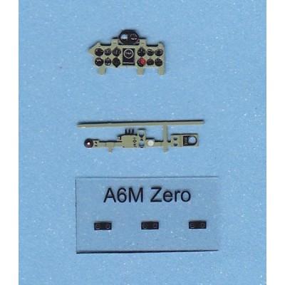A6M5 Zero  (Nakajima Green )