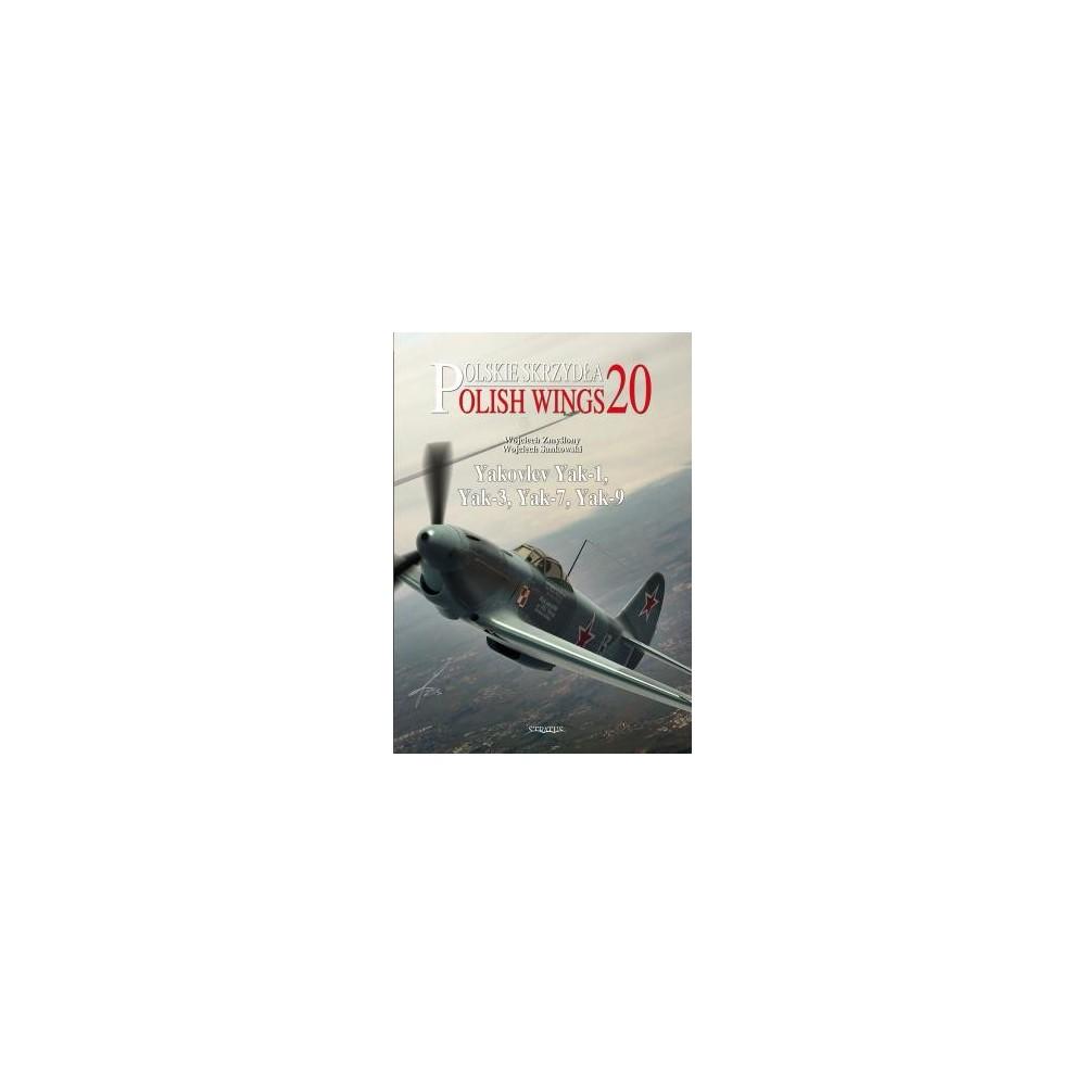 Polish Wings No.20 Yakovlev Yak-1, Yak-3, Yak-7, Yak-9