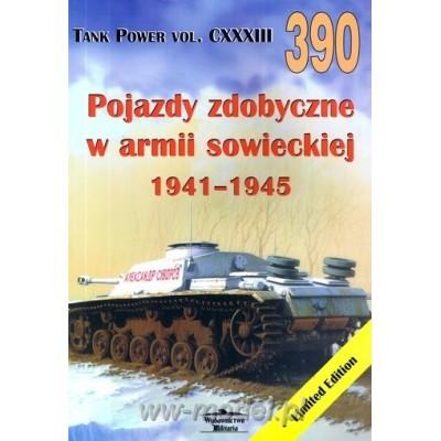 Pojazdy zdobyczne w armii sowieckiej 1941-1945